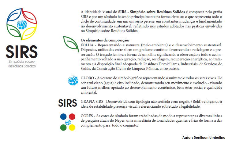 Justificativa - logo SIRS